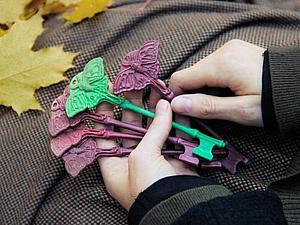 Бабочки летят! | Ярмарка Мастеров - ручная работа, handmade