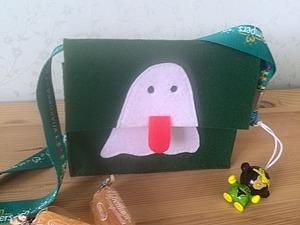 Шьем сумочку из фетра для ребенка. Ярмарка Мастеров - ручная работа, handmade.