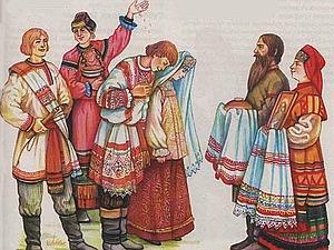Свадьба в Старину, О Старинных Свадебных Традициях. | Ярмарка Мастеров - ручная работа, handmade