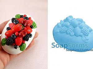 Формы для мыла | Ярмарка Мастеров - ручная работа, handmade