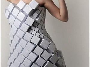 Бумажная мода Часть 1 | Ярмарка Мастеров - ручная работа, handmade