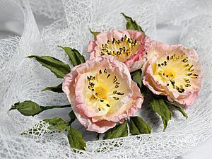 Как сделать красивые цветы из бумаги. Ярмарка Мастеров - ручная работа, handmade.