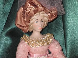 Новые фарфоровые куклы | Ярмарка Мастеров - ручная работа, handmade