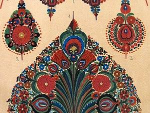 Венгерские сюзане | Ярмарка Мастеров - ручная работа, handmade