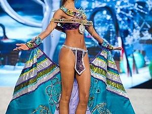 Национальные костюмы на конкурсе Мисс Вселенная 2015. | Ярмарка Мастеров - ручная работа, handmade
