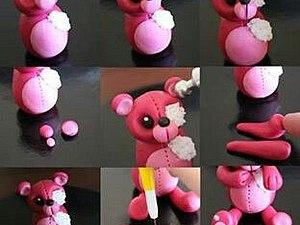 Мишки-Зомби мастер-класс | Ярмарка Мастеров - ручная работа, handmade