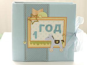 Заказ:Альбом для малыша | Ярмарка Мастеров - ручная работа, handmade