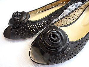 Туфельки для Золушки:) | Ярмарка Мастеров - ручная работа, handmade
