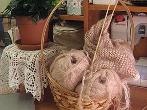 Безотходное вязание или Как я считала расход пряжи в метрах.. Ярмарка Мастеров - ручная работа, handmade.