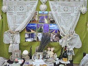 Прованс в интерьере с декорированием предмета | Ярмарка Мастеров - ручная работа, handmade