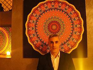 Персональная выставка Мандалы