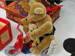 Блошиный рынок в Штутгарте. Часть 2. Мечта мишкодела и мишколюба.   Ярмарка Мастеров - ручная работа, handmade