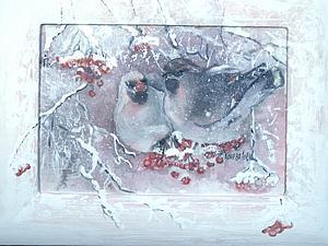 Картина для Марии   Ярмарка Мастеров - ручная работа, handmade