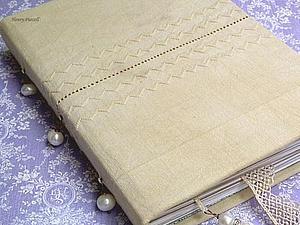 Книга ручной работы Venezia | Ярмарка Мастеров - ручная работа, handmade