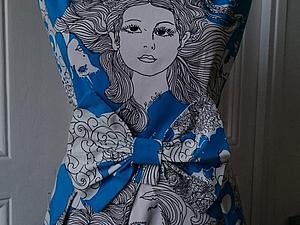 платье, конкурс коллекций, розыгрыш приза