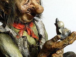 Сказка о заплесневелых сухариках | Ярмарка Мастеров - ручная работа, handmade