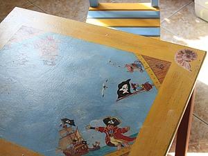 Декор детской мебели