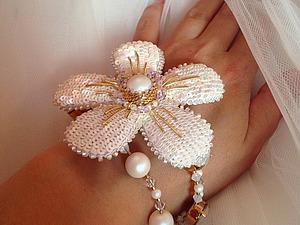 Создаем универсальное свадебное украшение. Ярмарка Мастеров - ручная работа, handmade.