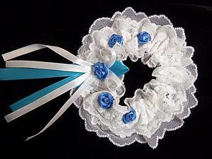 Создаем подвязку для невесты. Ярмарка Мастеров - ручная работа, handmade.