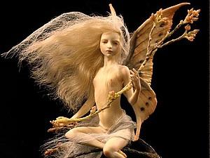 Сказочно-пронзительные куклы Форест Роджерс   Ярмарка Мастеров - ручная работа, handmade