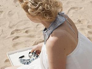 Фото моих украшений на человеке. (часть 4) | Ярмарка Мастеров - ручная работа, handmade
