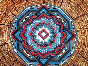 Плетение мандал. | Ярмарка Мастеров - ручная работа, handmade
