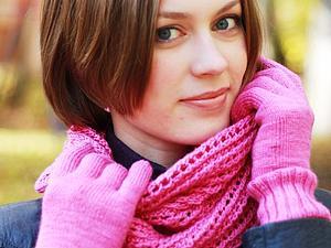 Видео-урок: расчет плотности вязания | Ярмарка Мастеров - ручная работа, handmade