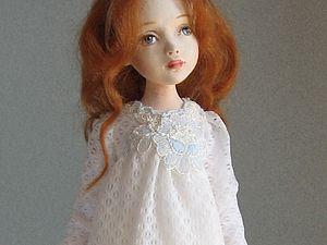 Скидка на мою авторскую куклу