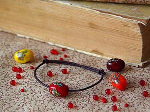 Как завязать ткацкий узел (шнур с регулируемой длиной). Ярмарка Мастеров - ручная работа, handmade.