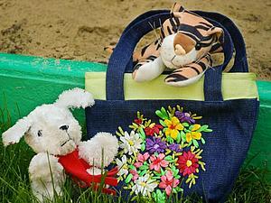 Детская сумочка Двойняшка-1 | Ярмарка Мастеров - ручная работа, handmade