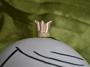Мастер-Класс мини Корона для Маленькой Принцессы. Ярмарка Мастеров - ручная работа, handmade.