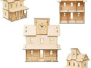 Кукольные домики своего производства   Ярмарка Мастеров - ручная работа, handmade