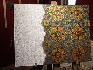 Узоры и орнаменты, часть 5.. Ярмарка Мастеров - ручная работа, handmade.