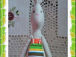 Кукла Тильда-Заяц   Ярмарка Мастеров - ручная работа, handmade