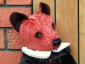 Мишель - моя большая мишка тедди) 62 см!!!!!!! | Ярмарка Мастеров - ручная работа, handmade