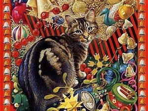 Кошки Лесли Энн Айвори. | Ярмарка Мастеров - ручная работа, handmade