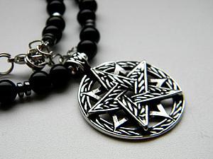 Пентаграмма  могущества Света   Ярмарка Мастеров - ручная работа, handmade