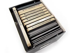 Хранение ножей для вырубной машинки - фото мастер-класс. Ярмарка Мастеров - ручная работа, handmade.
