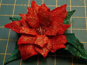 Создаем оригинальную брошку к Новому году. Ярмарка Мастеров - ручная работа, handmade.