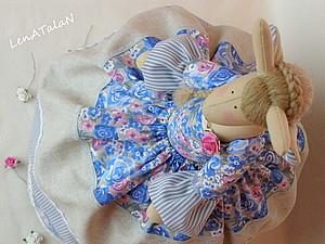"Мастер-класс: кукла-грелка на чайник - жирафа ""Розали"". Ярмарка Мастеров - ручная работа, handmade."