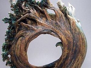 Природная красота в керамике Denise Romecki. Ярмарка Мастеров - ручная работа, handmade.