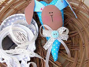 Шьем очаровательное пасхальное сердце в стиле «Тильда» | Ярмарка Мастеров - ручная работа, handmade