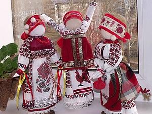 Сакральный смысл славянской куклы | Ярмарка Мастеров - ручная работа, handmade