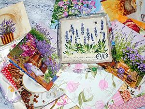 Распродажа салфеток продолжается | Ярмарка Мастеров - ручная работа, handmade