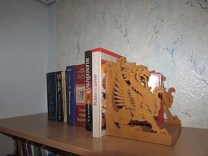 Мастерим деревянную резную полку для книг. Ярмарка Мастеров - ручная работа, handmade.