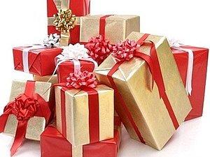 Мы все подарки любим принимать!!! Обмен  Подарками!!! | Ярмарка Мастеров - ручная работа, handmade