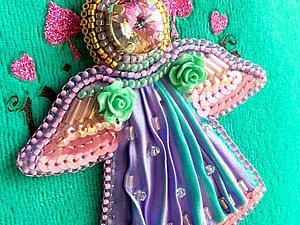 Ангел в подарок на день влюбленных !!! | Ярмарка Мастеров - ручная работа, handmade