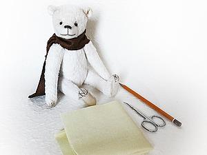 Жилетка из фетра для игрушки или куклы за 10 минут. Ярмарка Мастеров - ручная работа, handmade.
