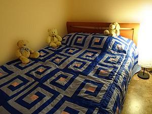 Новая затея! Представляем уютное одеяло