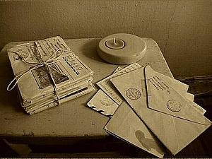 Почтовое отправление.   Ярмарка Мастеров - ручная работа, handmade